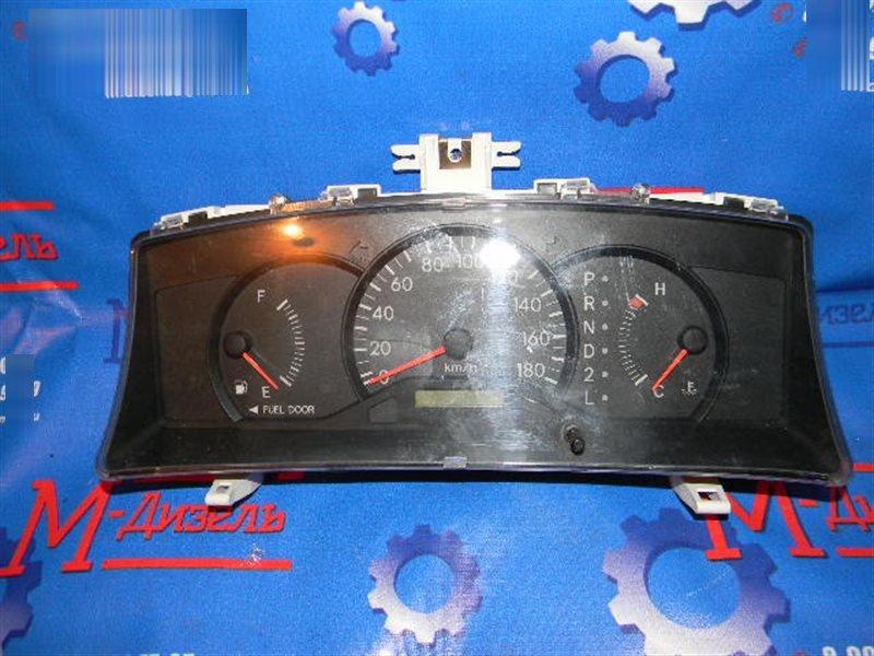 Панель приборов Toyota Corolla NZE121 1NZ-FE 2000