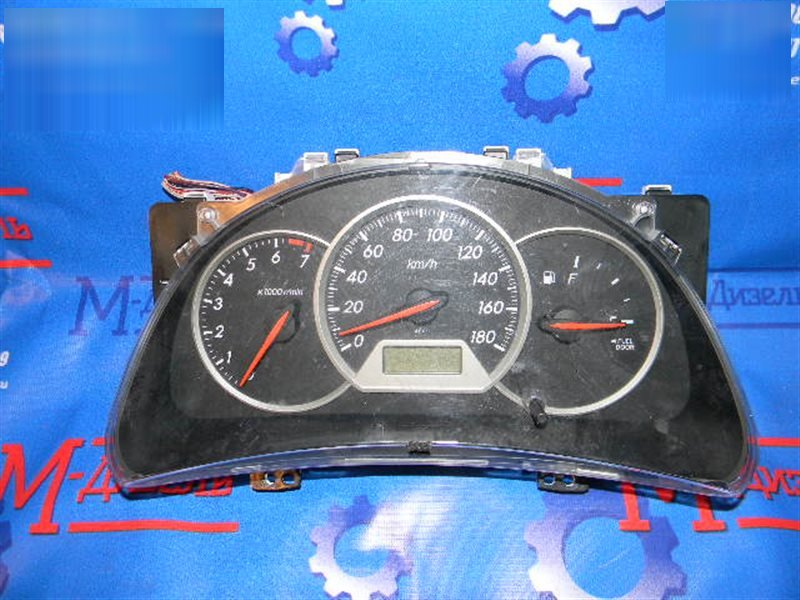 Панель приборов Toyota Wish ZNE10G 1ZZ-FE 2006