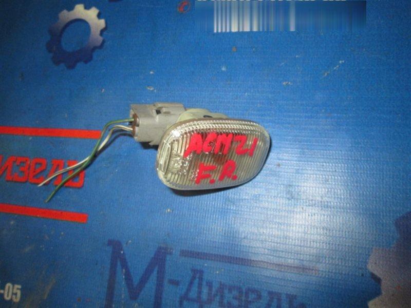 Повторитель в крыло Toyota Ipsum ACM21W 2AZ-FE 2005
