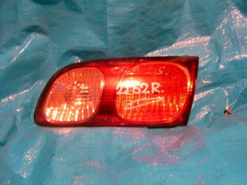 Стоп-сигнал Toyota Caldina ST215G 1999 задний правый