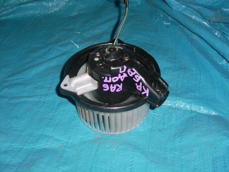 Мотор отопителя Honda Odyssey RA6 задний