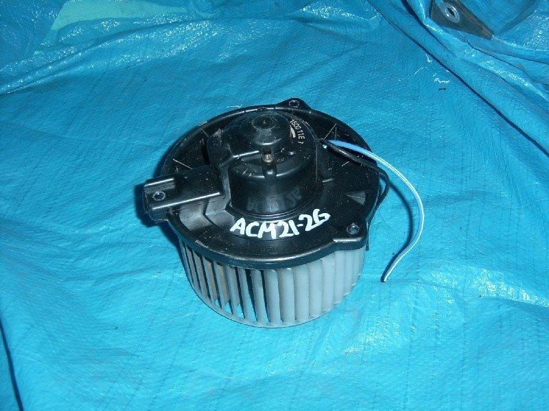 Мотор отопителя Toyota Ipsum ACM21W 2003 передний