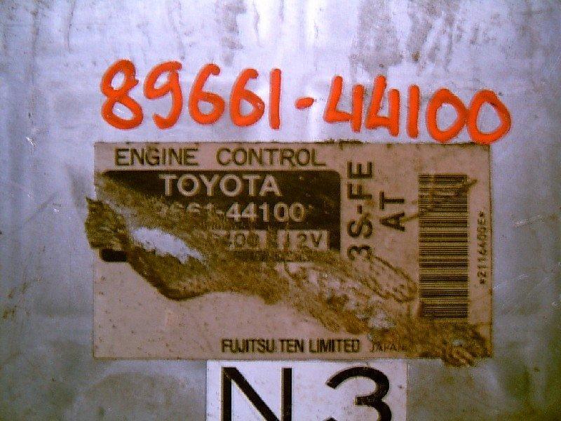 Блок управления двс Toyota Ipsum SXM10 3S-FE 1998