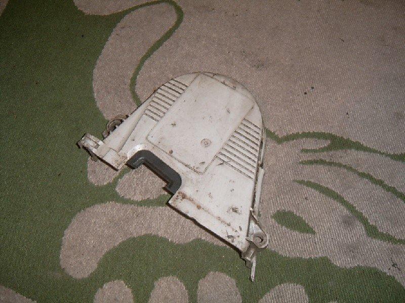 Кожух грм Honda Partner EY8 D16A 2001