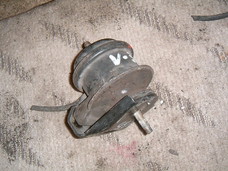 Подушка двигателя Nissan Skyline V35 передняя