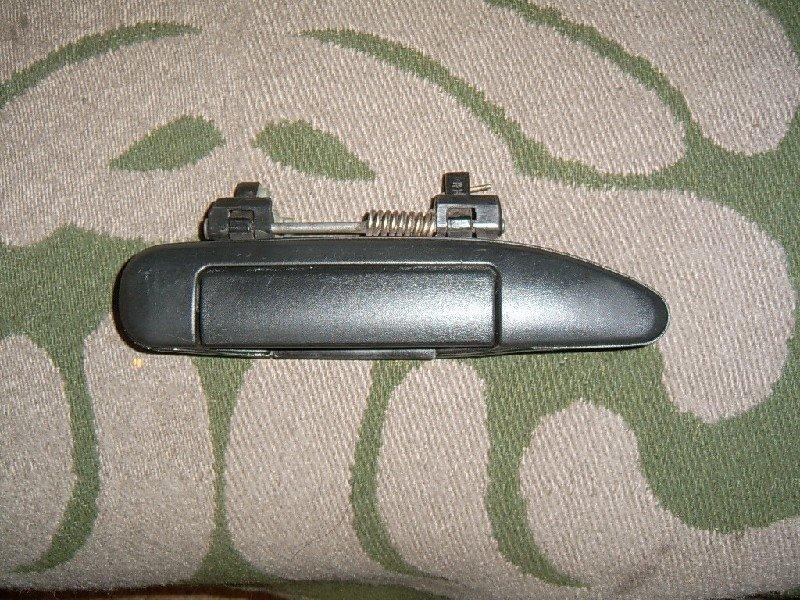 Ручка двери внешняя Mazda Familia BJ3P 2000 передняя правая