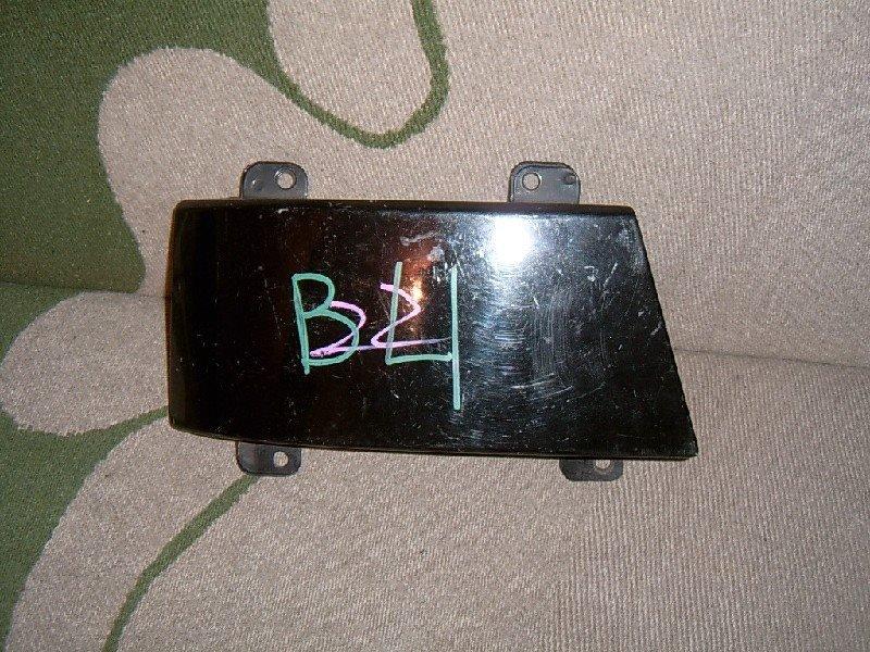 Планка под стоп Subaru Legacy BP5 задняя левая