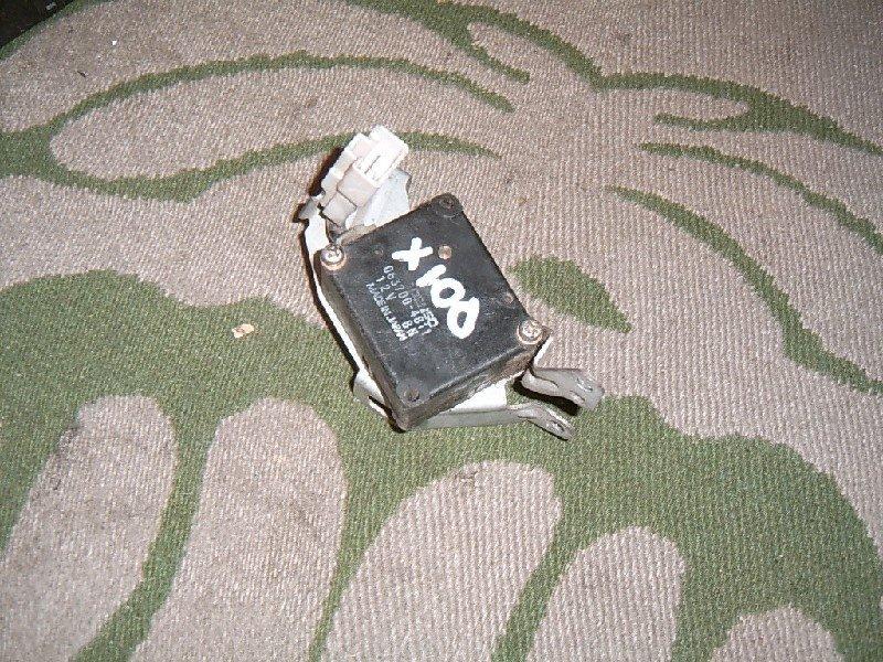 Привод заслонок отопителя Toyota Mark Ii GX100 1997