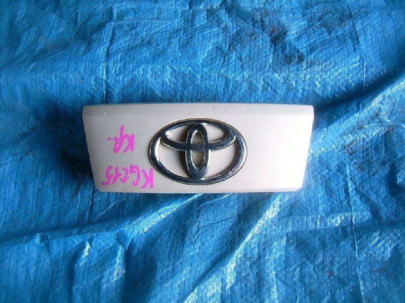 Ручка двери внешняя Toyota Passo QNC10 2005 задняя