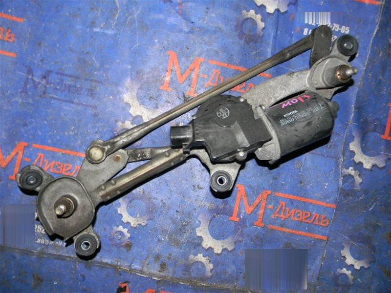 Привод дворников Toyota Wish ZNE10G 1ZZ-FE 2007