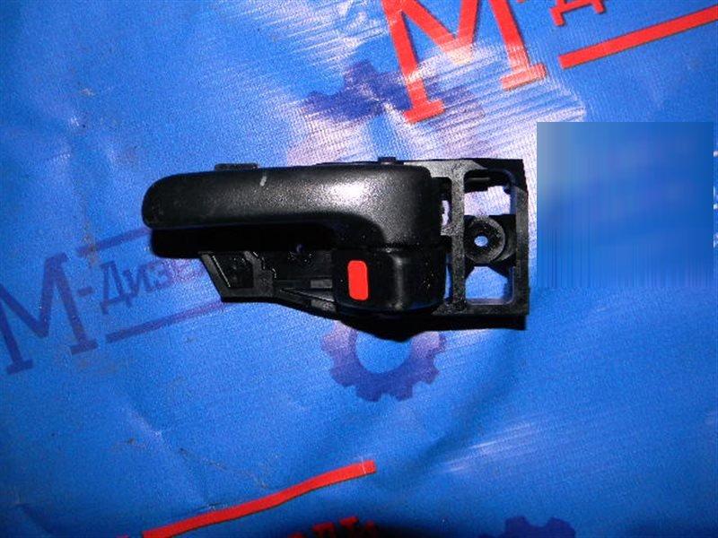Ручка двери внутренняя Toyota Altezza GXE10 1G-FE 2004 задняя левая