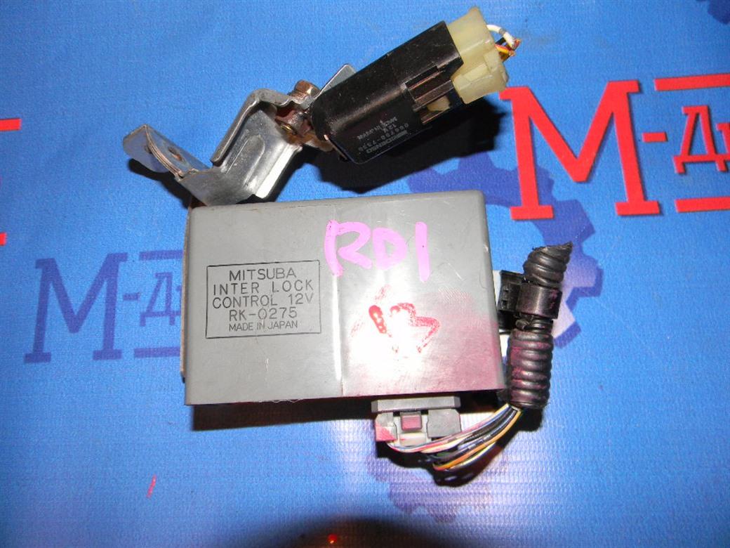 Блок управления Honda Cr-V RD1 B20B 1999