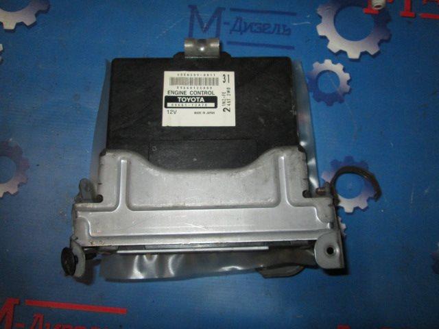 Блок управления двс Toyota Corolla NZE121 1NZ-FE 2005