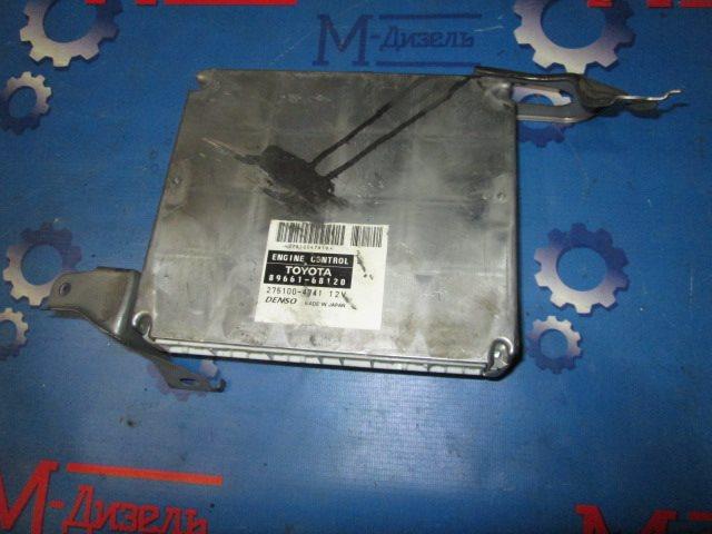 Блок управления двс Toyota Wish ZNE10G 1ZZ-FE 2007