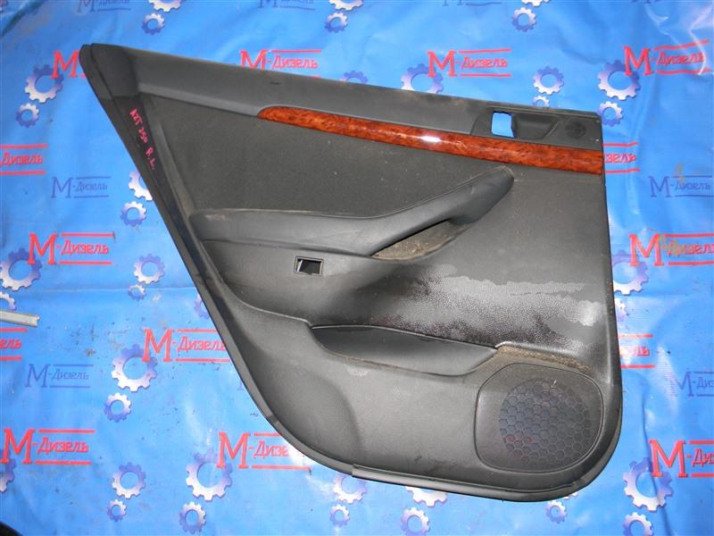 Обшивка двери Toyota Avensis AZT250 1AZ-FSE 2007 задняя левая