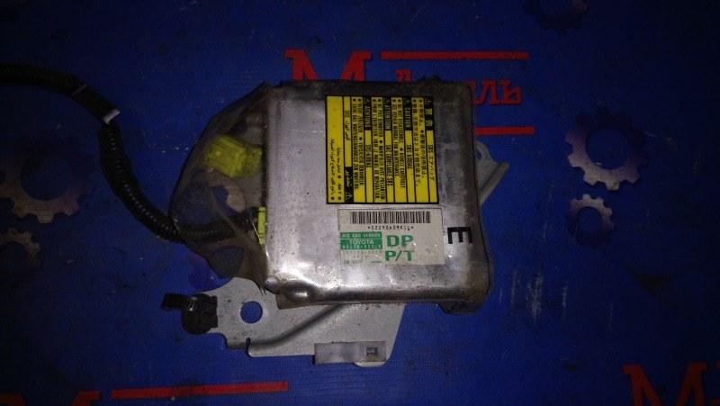 Блок управления airbag Toyota Altezza GXE10 1G-FE 2004
