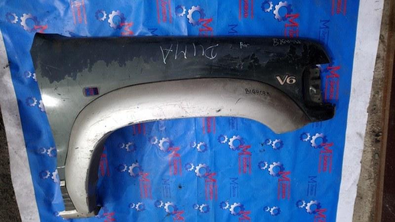 Крыло Isuzu Bighorn UBS73GW переднее правое