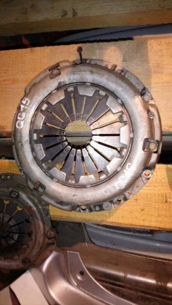 Корзина сцепления Nissan Sunny FB15 QG15DE