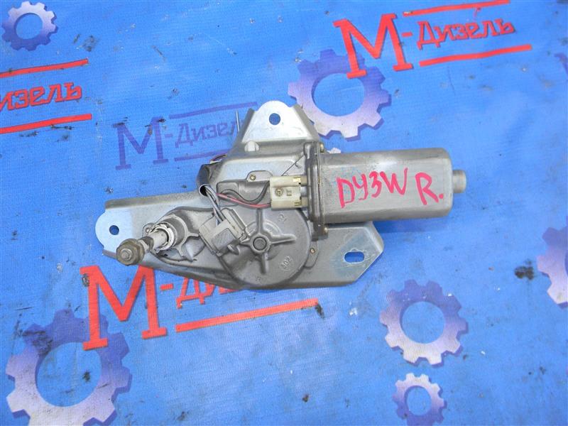 Привод дворников Mazda Demio DY3W 2002 задний
