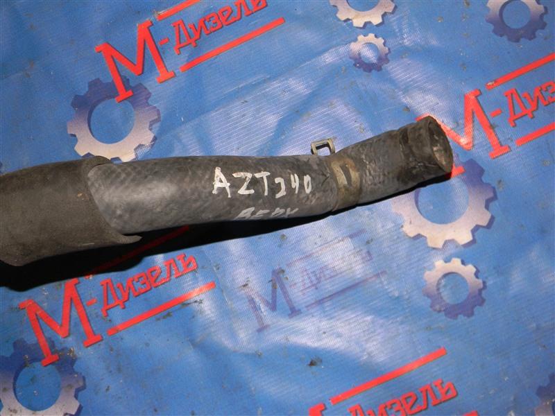 Патрубок радиатора Toyota Allion AZT240 1AZ-FSE 2003 верхний