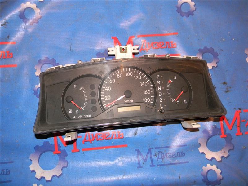 Панель приборов Toyota Corolla NZE121 1NZ-FE 2002