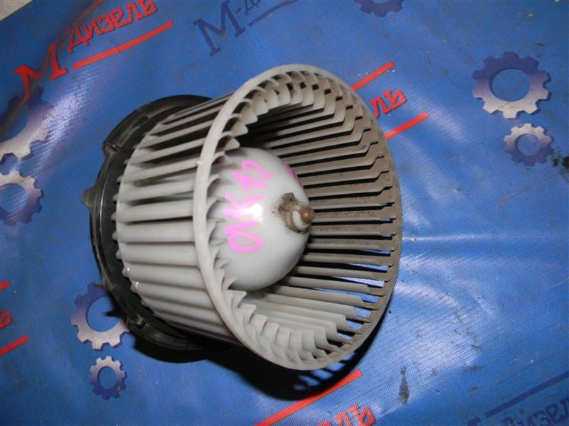 Мотор отопителя Nissan March AK12 CR12-DE 2003