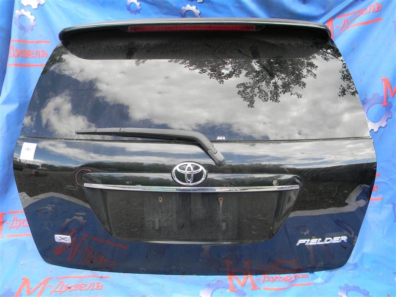 Дверь 5я Toyota Corolla Fielder NZE121 1NZ-FE 2001