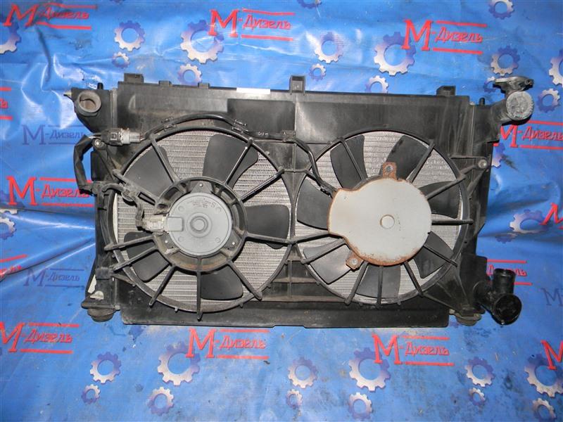 Радиатор двигателя Toyota Avensis AZT251 2AZ-FSE 2006