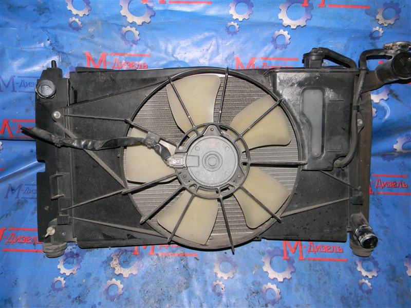 Радиатор двигателя Toyota Corolla Fielder ZZE123 2ZZ-GE 2003
