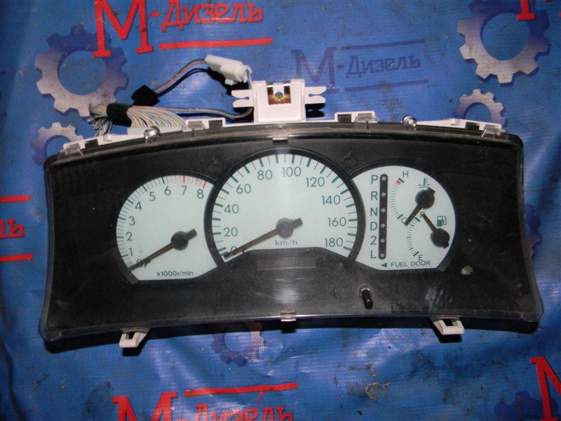 Панель приборов Toyota Corolla Fielder NZE124 1NZ-FE 2001