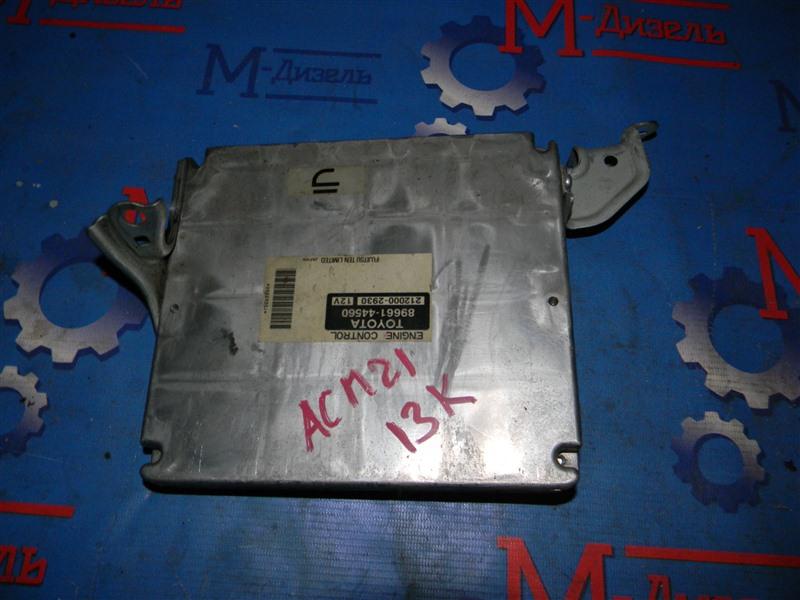 Блок управления двс Toyota Ipsum ACM21W 2AZ-FE 2005
