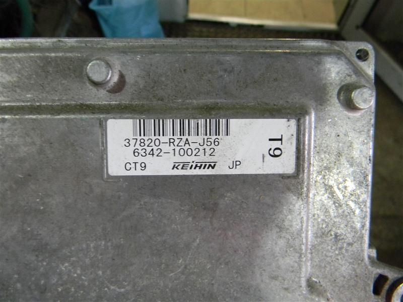 Блок управления Honda Cr-V RE4 K24A 2008