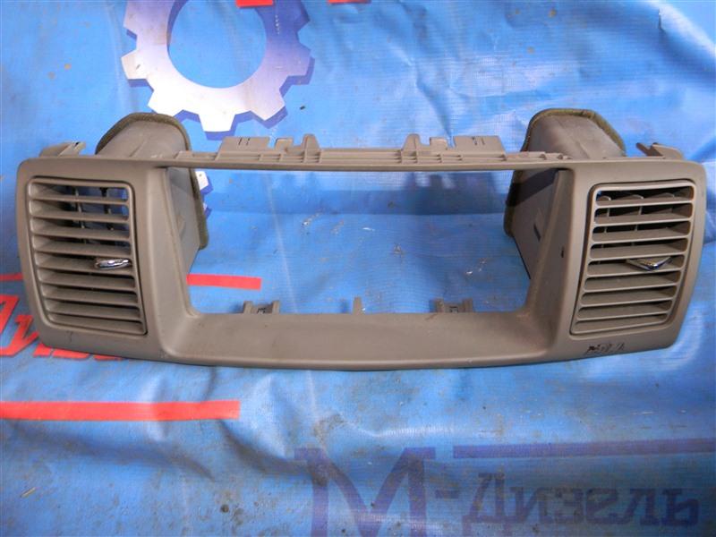Рамка магнитофона Toyota Corolla Fielder NZE121 1NZ-FE 2003
