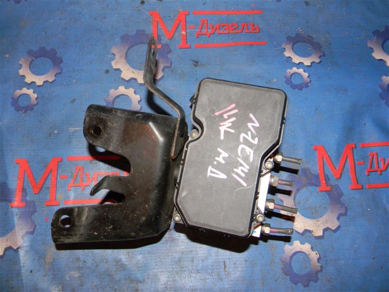 Блок abs Toyota Corolla Fielder NZE141 1NZ-FE 2006