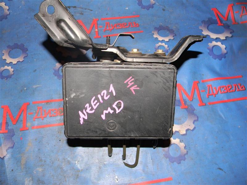 Блок abs Toyota Corolla NZE121 1NZ-FE 2001