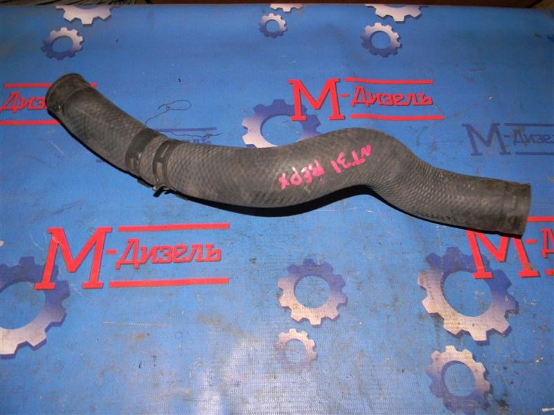 Патрубок радиатора Nissan X-Trail NT31 MR20DE 2007 верхний