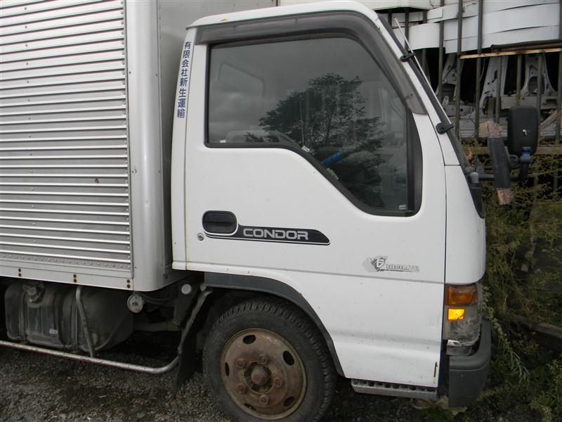 Кабина грузовая Isuzu Elf NKR71E 4HG1 2001