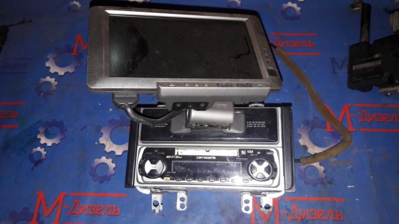 Магнитофон Toyota Corolla NZE121 1NZ-FE 2003