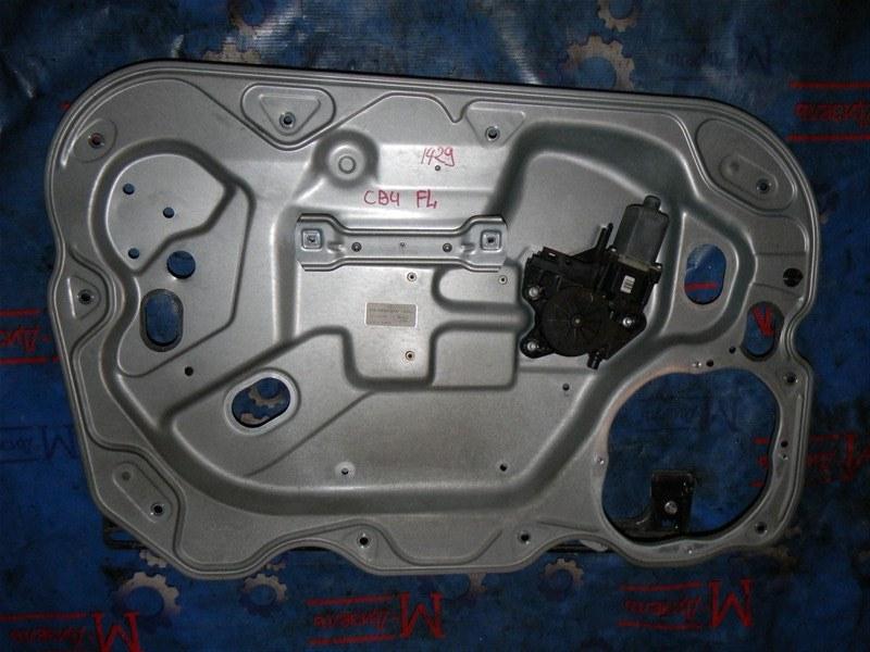 Стеклоподъемник Ford Focus CB4 1.6L DURATEC 16V PFI 2011 передний левый