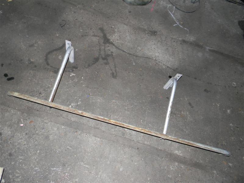 Защита топливного бака Isuzu Elf NKR71E 4HG1 2001