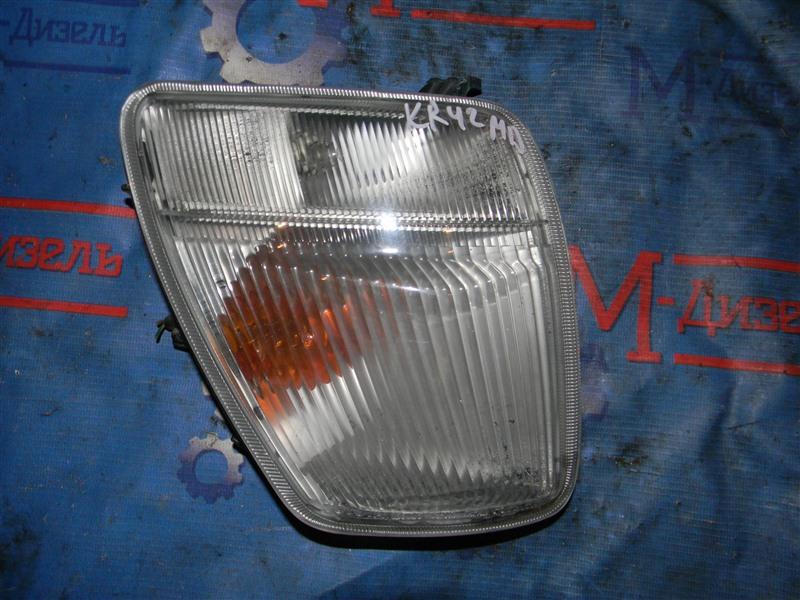 Габарит Toyota Townace Noah KR42V 7K-E 2002 передний правый