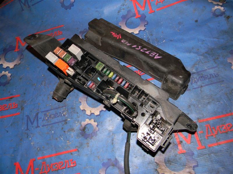 Блок предохранителей Toyota Avensis AZT251 2AZ-FSE 2006