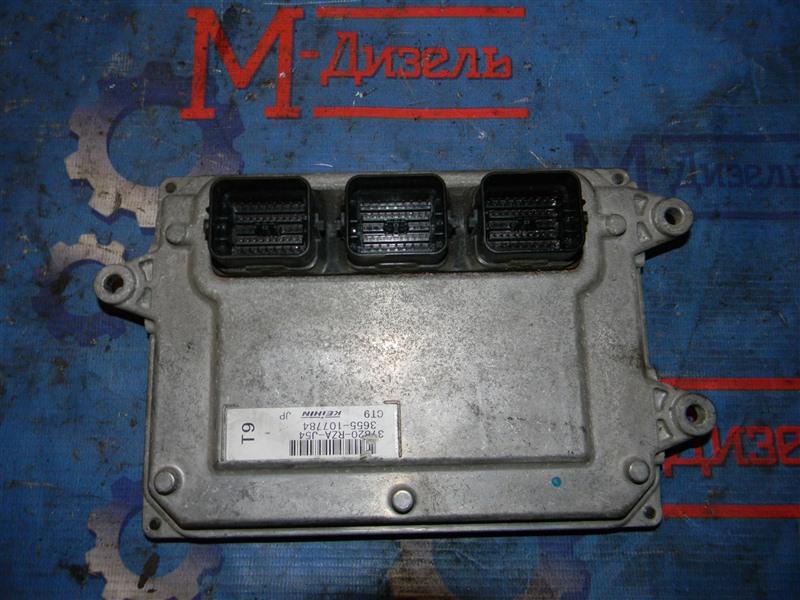 Блок управления двс Honda Cr-V RE4 K24A 2008