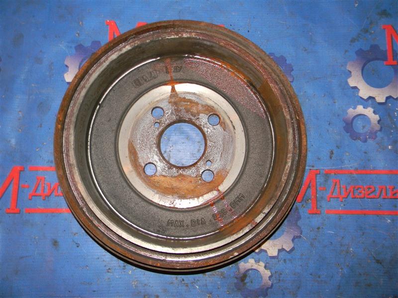 Барабан тормозной Toyota Corolla Fielder NZE141 1NZ-FE 2006 задний правый