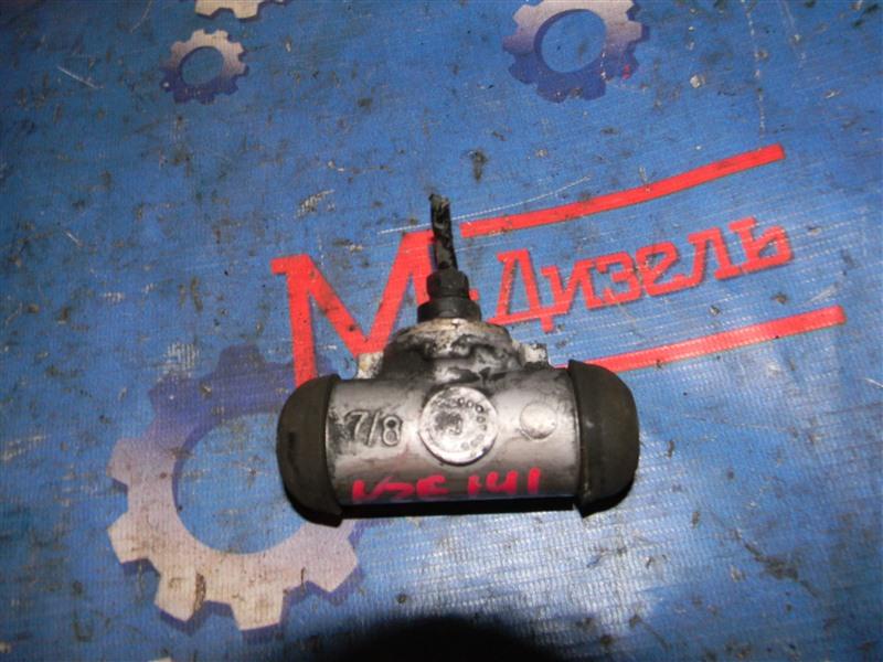 Тормозной цилиндр Toyota Corolla Fielder NZE141 1NZ-FE 2006 задний левый