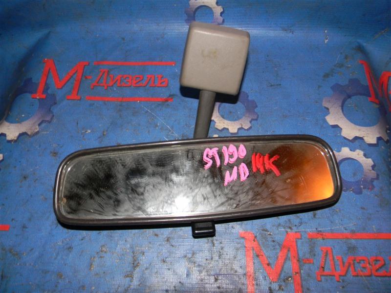 Зеркало салонное Toyota Corona ST195 3S-FE 1993