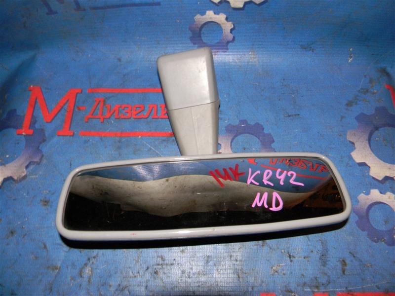 Зеркало салонное Toyota Townace Noah KR42V 7K 1999