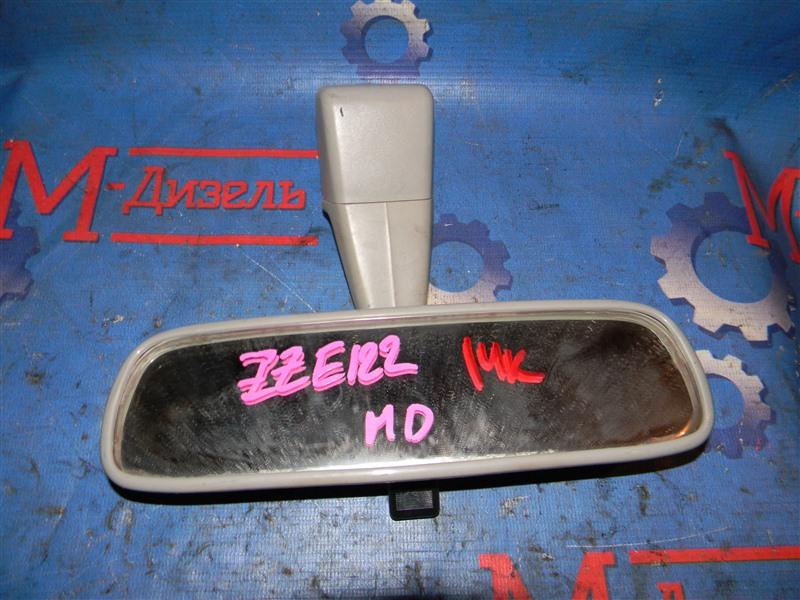 Зеркало салонное Toyota Corolla Fielder ZZE123 2ZZ-GE 2003