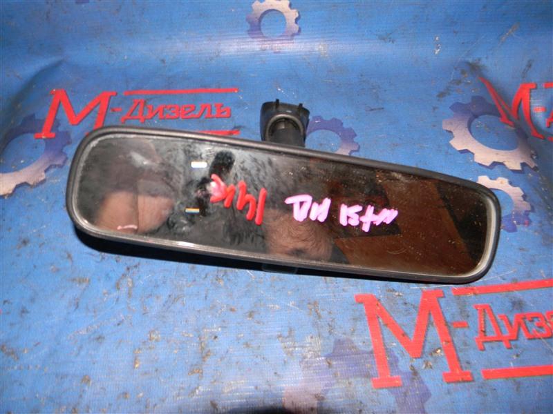 Зеркало салонное Nissan X-Trail NT31 MR20DE 2007