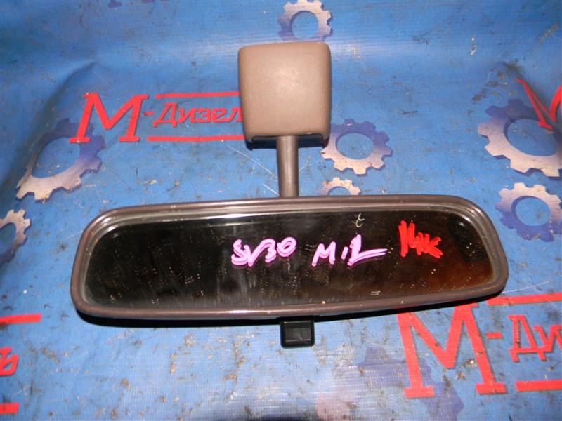 Зеркало салонное Toyota Vista SV30 4S-FE 1991